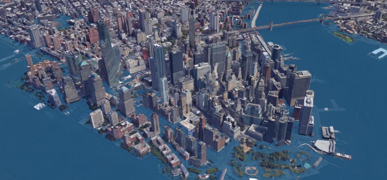 Akár 410 millió ember lakóhelyét fenyegetheti a jövőben a tengerszint emelkedése