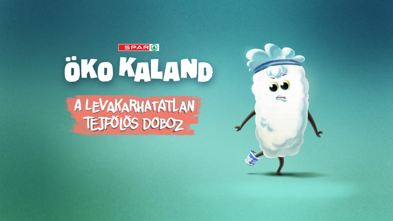 Animációs kisfilm-sorozatot készített a gyermekeknek a SPAR