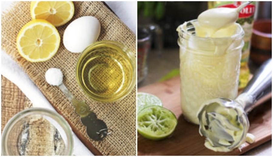 100 forintból 2 perc alatt lesz egy nagy adag friss majonézed!