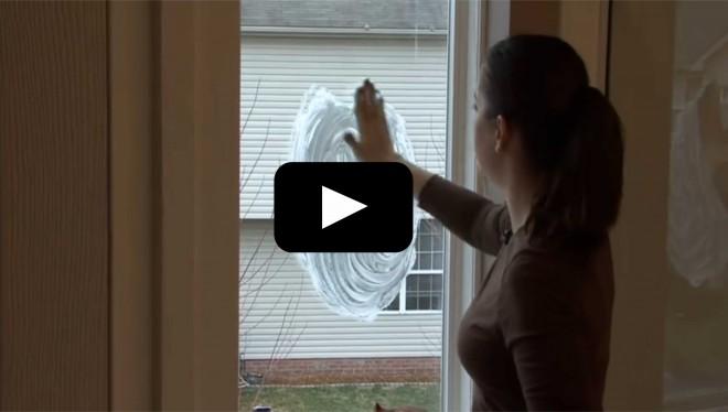 Nincs több párás ablak, ha ismered ezt a trükköt!